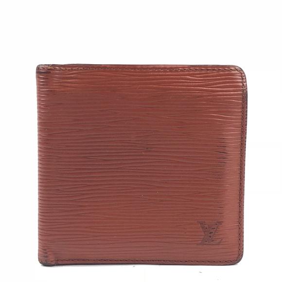 8149d4dcb447 Louis Vuitton Other - Louis Vuitton Epi Marco Wallet